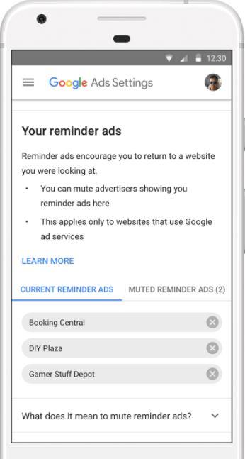 nuevas reglas anuncios remarketing