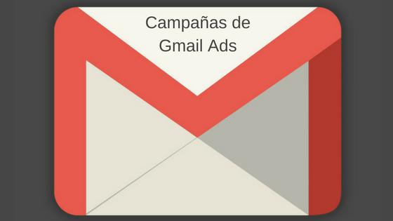 Campañas de Gmail Ads