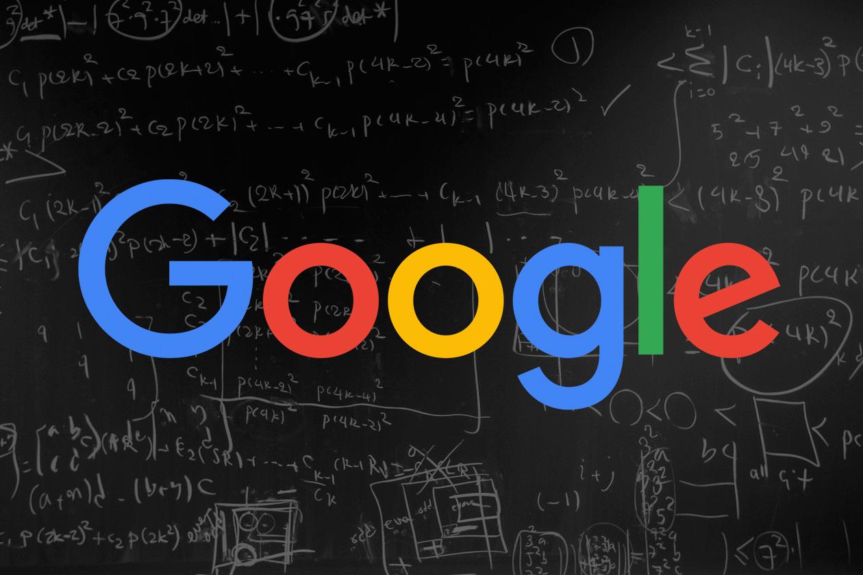 google-algoritmos