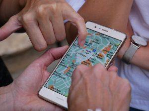 Nuevo botón Google maps