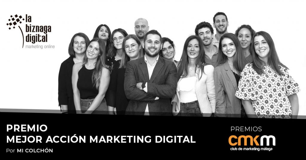 la biznaga premio club marketing