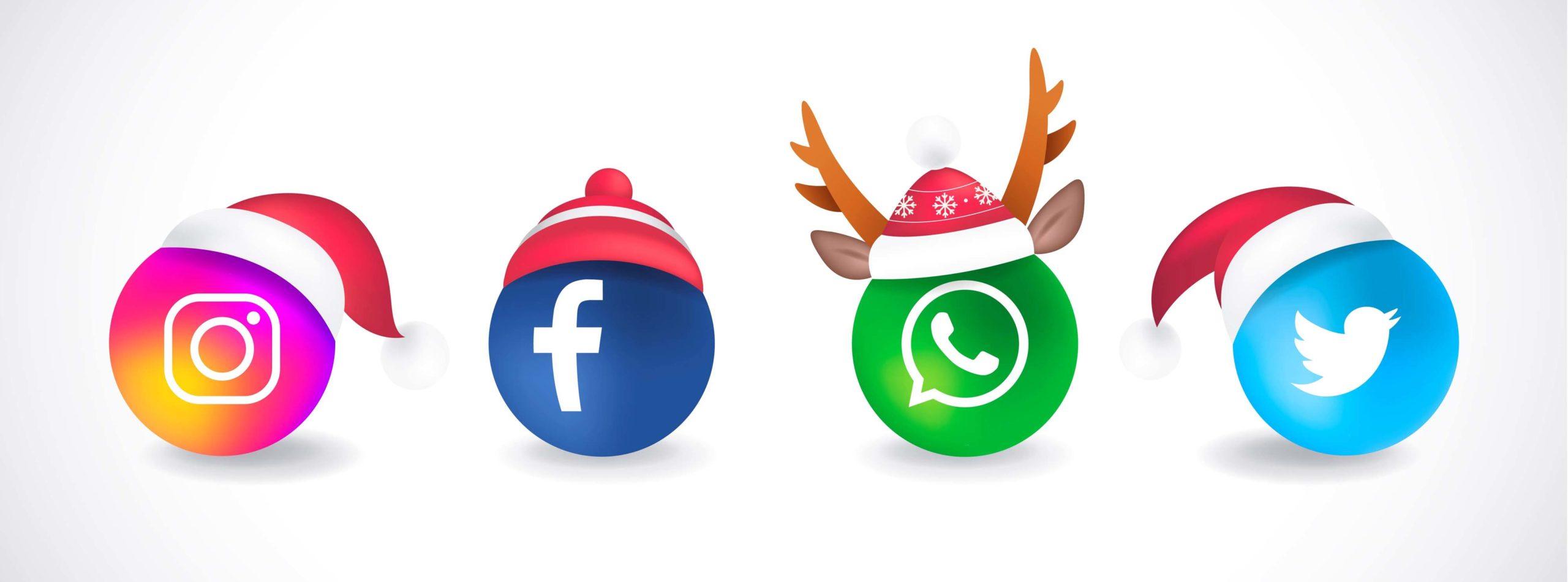 Navidad y Redes Sociales