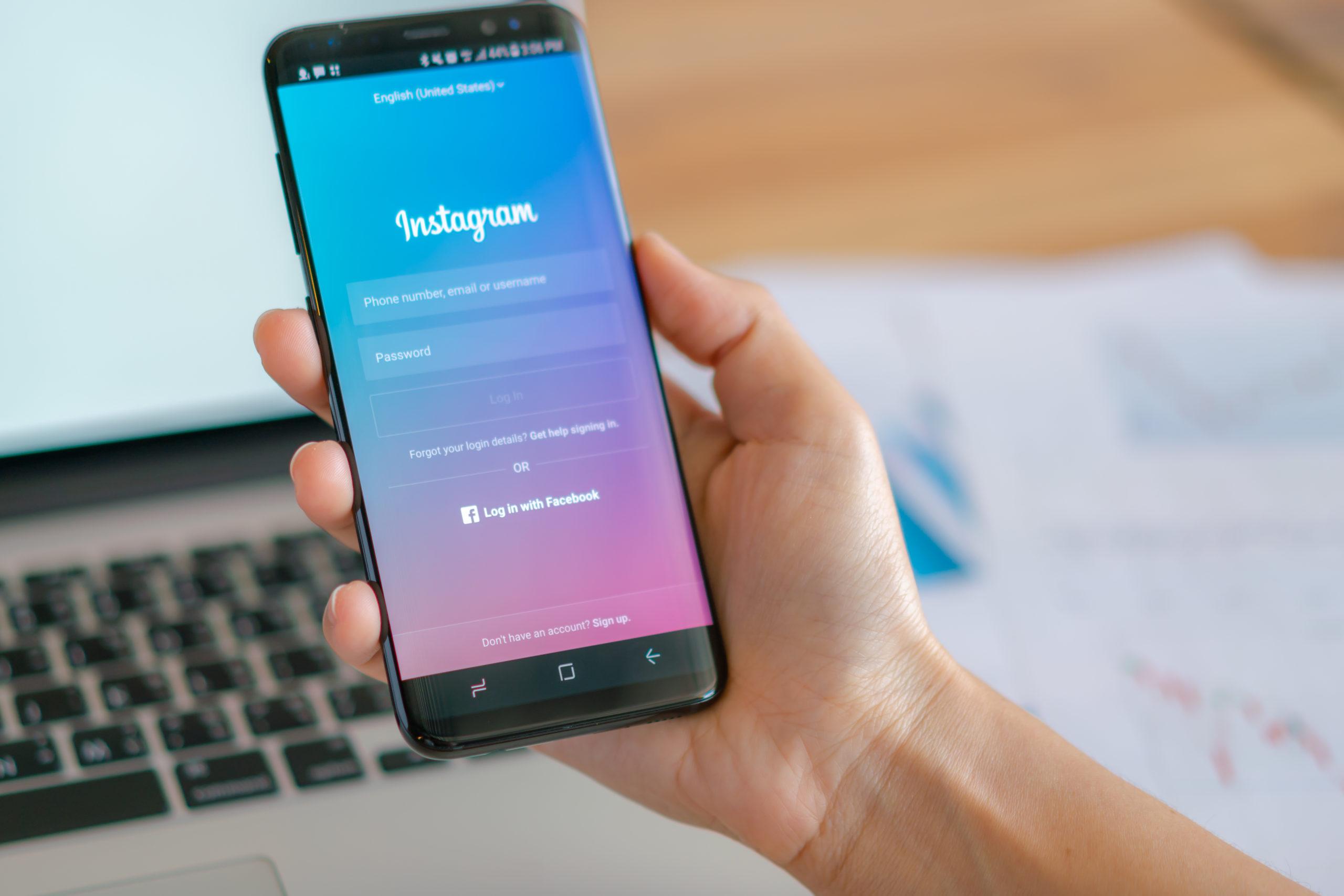 como vender productos en instagram