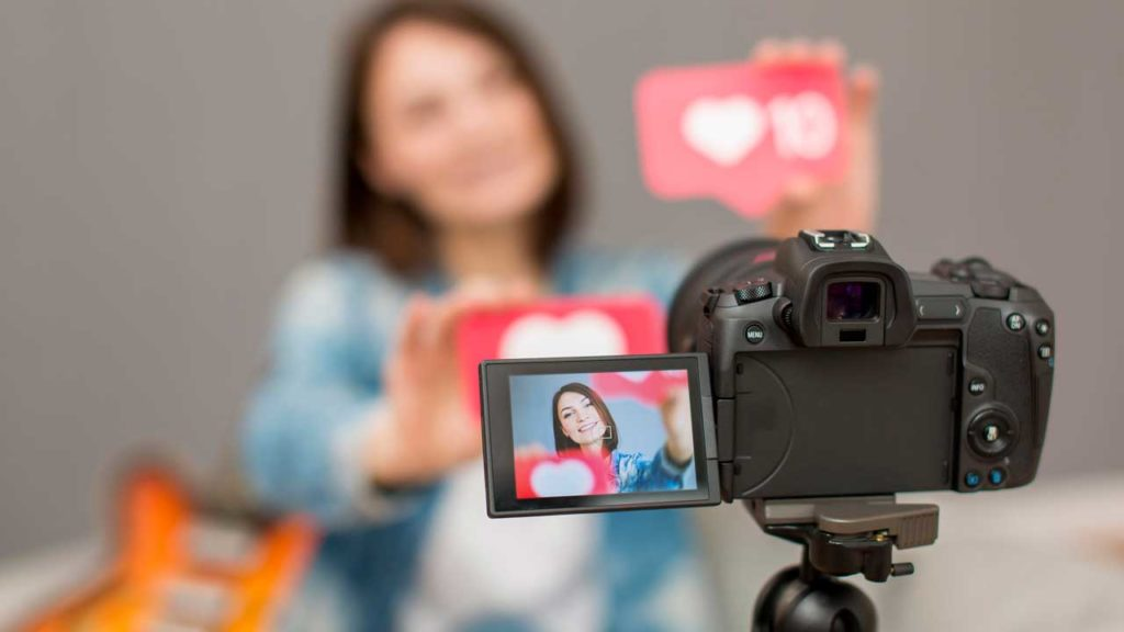 vídeos para redes sociales
